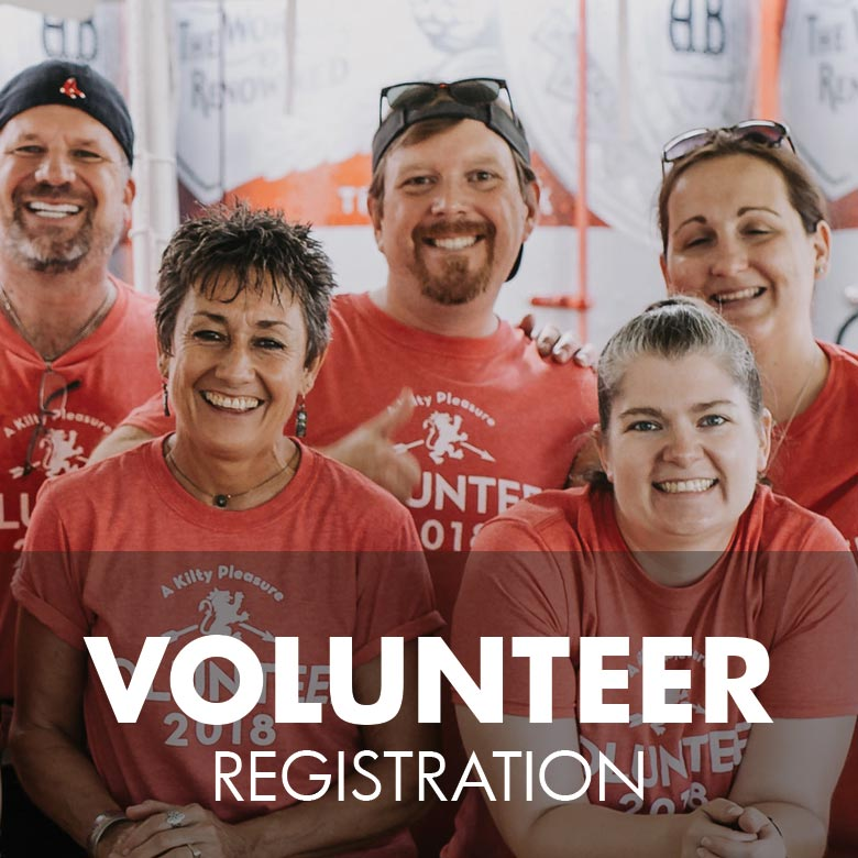 Volunteer Registration